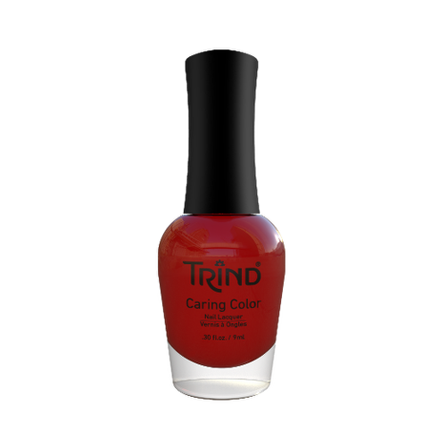 Vernis renforçateur au silicium rouge The Real Santa